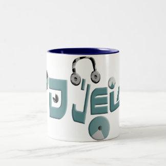 Djew Two-Tone Coffee Mug