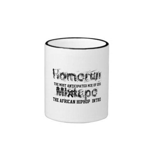 Djfulbreed Presents Homerun Mixtape Coffee Mugs