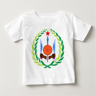 Djibouti Coat of Arms Baby T-Shirt