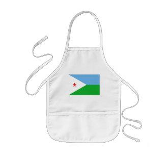 Djibouti Delantal Infantil