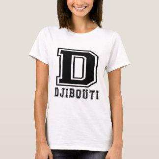 Djibouti Designs T-Shirt