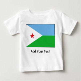 Djibouti - Djiboutian Flag Infant T-shirt