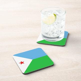 Djibouti Flag Coaster