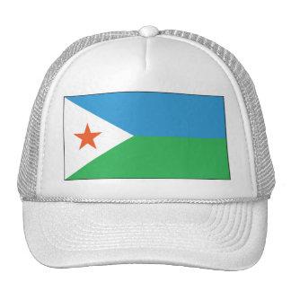 Djibouti Flag Hat