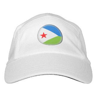 Djibouti Flag Headsweats Hat