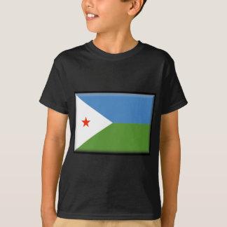Djibouti Flag T-Shirt