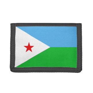 Djibouti Flag Wallet
