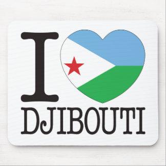 Djibouti Love v2 Mouse Mat