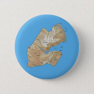 Djibouti Map Button