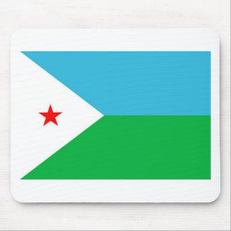 Djibouti Mousepad