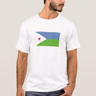 Djibouti National Flag T-Shirt