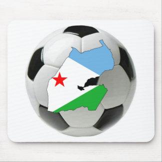 Djibouti national team mouse pad