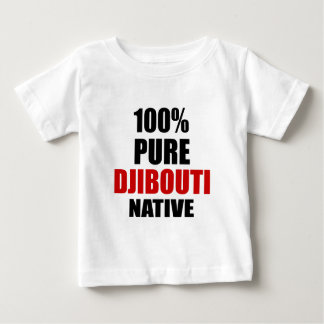 DJIBOUTI NATIVE BABY T-Shirt