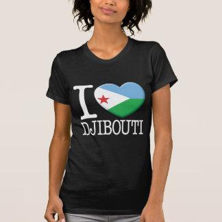 Djibouti Camisetas