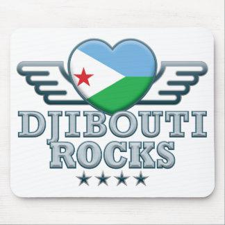 Djibouti Rocks v2 Mouse Mats