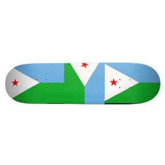 Djibouti Skate Deck