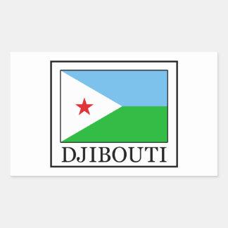 Djibouti sticker