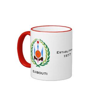 DJIBOUTI*- tazas