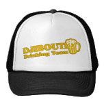 DJIBOUTI TRUCKER HAT