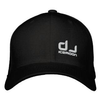 DJICEMOON LWH EMBROIDERED HAT