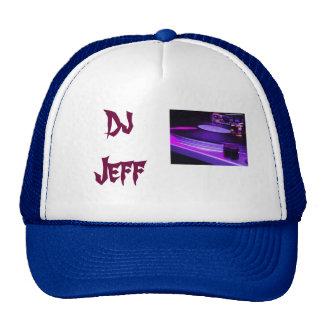 djing, Dj Jeff Trucker Hat