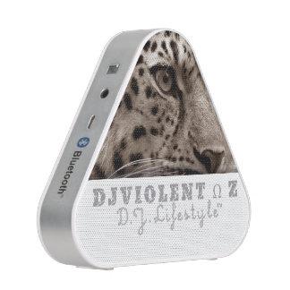 DJing Lifestyle Designer Style Bluetooth Speaker