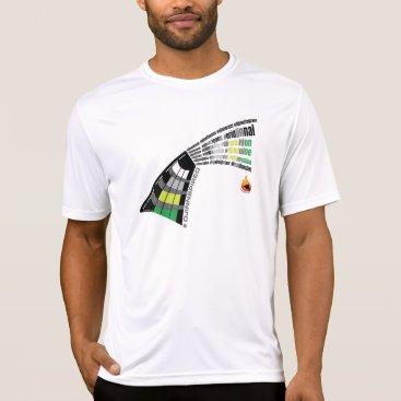 #Djinnspired Sport Shirt (Green Fade)