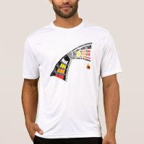 #Djinnspired Sport Shirt (Hot Fade)