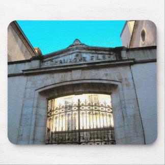 Djion elegant gateway mouse pad