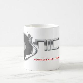 djjnice-logo-fullcolor, ATLANTA & LAS VEGAS # 1... Coffee Mug
