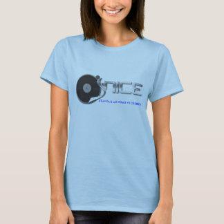 djjnice-logo-fullcolor, ATLANTA & LAS VEGAS #1 ... T-Shirt