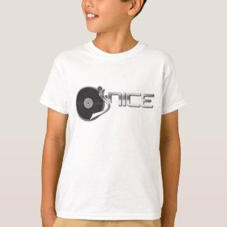 djjnice-logo-fullcolor T-Shirt