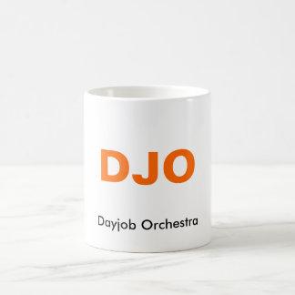 DJO, Dayjob Orchestra Classic White Coffee Mug
