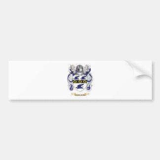 Djordjevic Coat of Arms Bumper Stickers