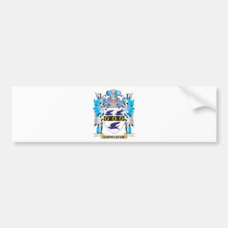 Djordjevic Coat of Arms - Family Crest Bumper Stickers
