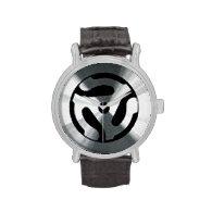 DJ's 45 Spindle Design 1 Watch