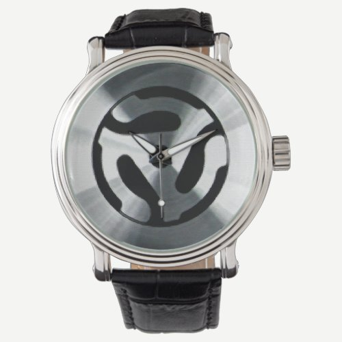 DJ's 45 Spindle Design 1 Watch