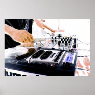DJSYSTEM (poster) Póster