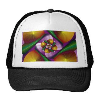 Djungle Flower created by Tutti Trucker Hat