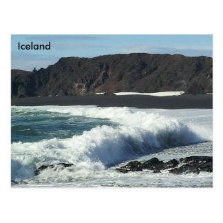 Djúpalónssandur y Dritvík, Snæfellsnes, Islandia Tarjetas Postales