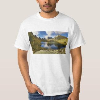 Djupfjorden in Moskenesøya Lofoten Nordland Norway T-Shirt