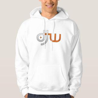 djw white hoodie