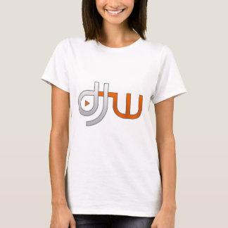 djw white T-Shirt