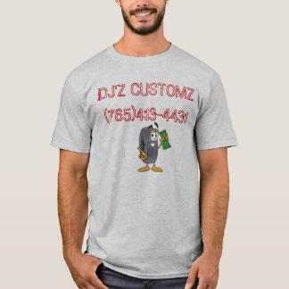 djz, DJ'Z CUSTOMZ(765)413-4431 T-Shirt