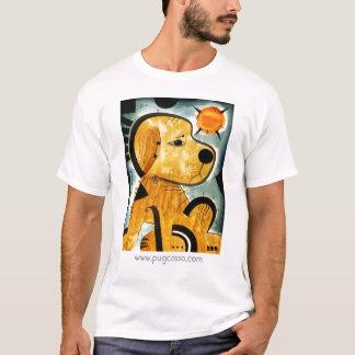 dk_2005aug8i, www.pugcasso.com T-Shirt