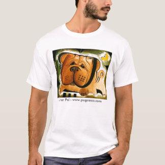 dk_2008may6i, Shar Pei - www.pugcasso.com T-Shirt
