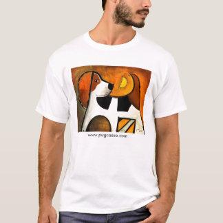 dk_2009dec26e, www.pugcasso.com T-Shirt