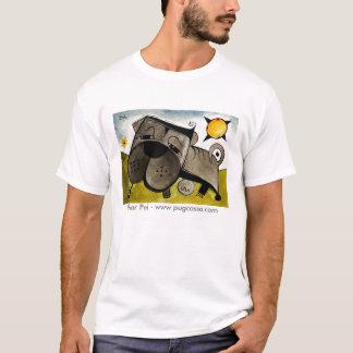 dk_2009july13z9a, Shar Pei - www.pugcasso.com T-Shirt
