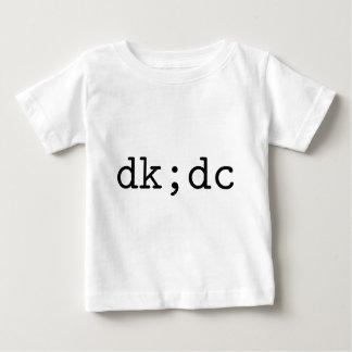 dk;dc baby T-Shirt