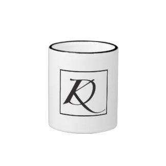 DK logo mug